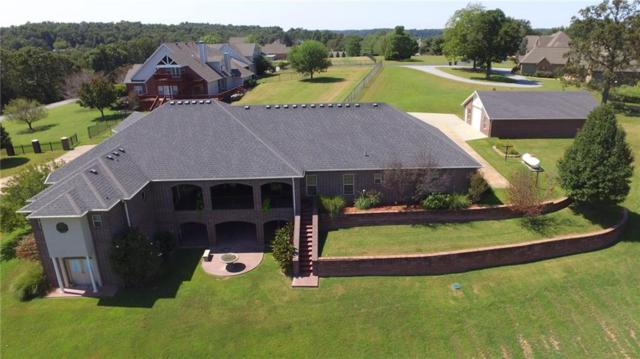 14600 Mountain  Rd, Lowell, AR 72745 (MLS #1057628) :: McNaughton Real Estate
