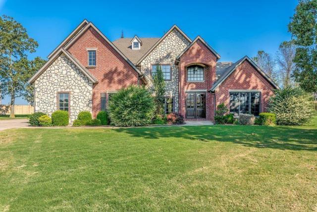 4017 Ratcliffe Drive, Bentonville, AR 72712 (MLS #1058070) :: McNaughton Real Estate