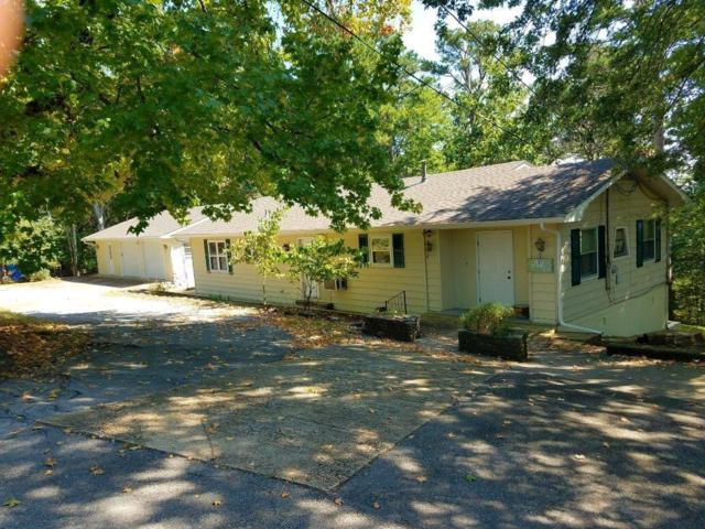 107 Whispering Pines, Eureka Springs, AR 72632 (MLS #1059449) :: McNaughton Real Estate