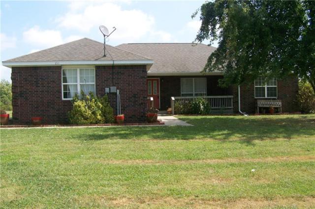 250 S Wedington Blacktop Road, Lincoln, AR 72744 (MLS #1059794) :: McNaughton Real Estate