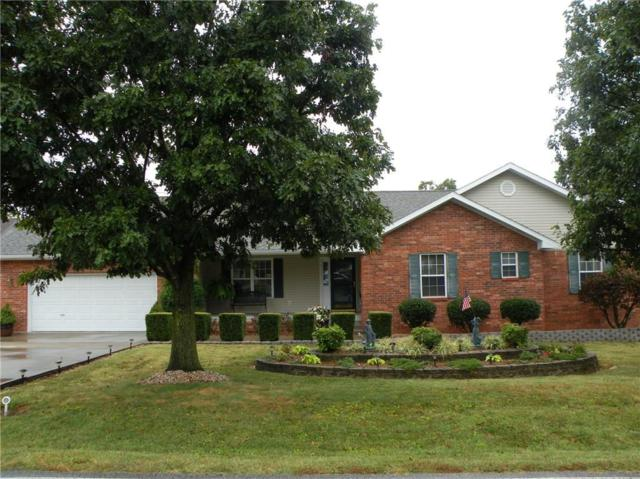 39 Holiday Island Drive, Holiday Island, AR 72631 (MLS #1060610) :: McNaughton Real Estate
