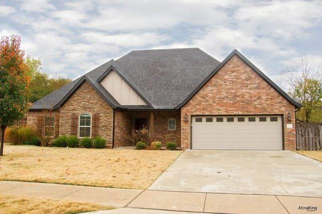 1302 S 14th Place, Rogers, AR 72758 (MLS #1062150) :: McNaughton Real Estate