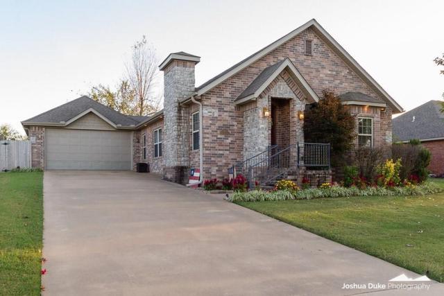 170 Hearthstone  Cir, Prairie Grove, AR 72753 (MLS #1062325) :: McNaughton Real Estate