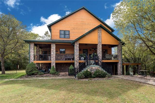 100 Eagle Nest Trail, Norfork, AR 72658 (MLS #1062808) :: McNaughton Real Estate