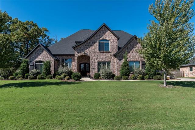 3151 Oak Tree Drive, Centerton, AR 72719 (MLS #1062867) :: McNaughton Real Estate