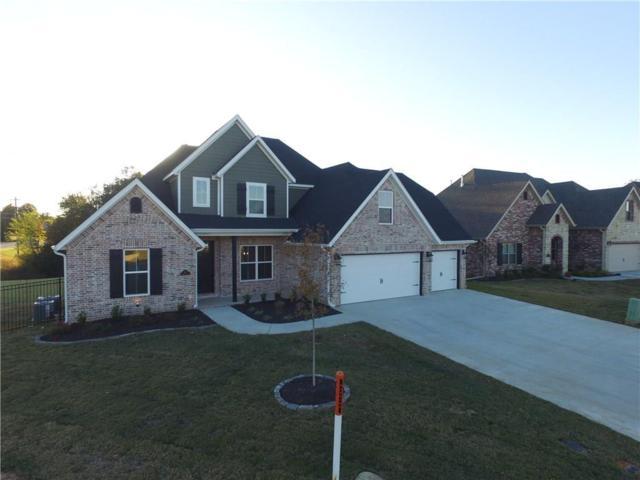 208 SW Highland Road, Bentonville, AR 72712 (MLS #1063197) :: McNaughton Real Estate