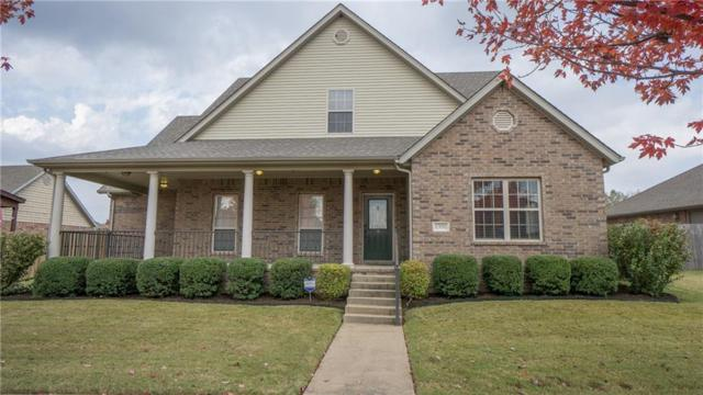 6390 S Tall Oaks Loop, Springdale, AR 72762 (MLS #1064626) :: McNaughton Real Estate