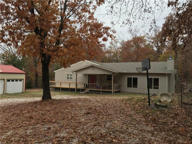 14501 Wallin Mountain  Rd, West Fork, AR 72774 (MLS #1064787) :: McNaughton Real Estate