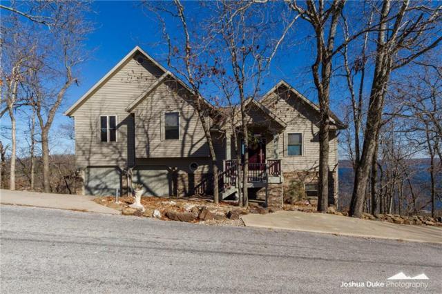 21348 Ridgeview Drive, Garfield, AR 72732 (MLS #1065977) :: McNaughton Real Estate