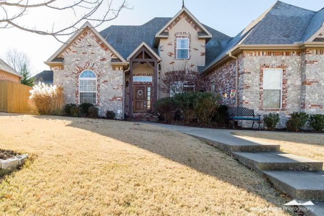 3399 E Hearthstone Drive, Fayetteville, AR 72764 (MLS #1066118) :: McNaughton Real Estate