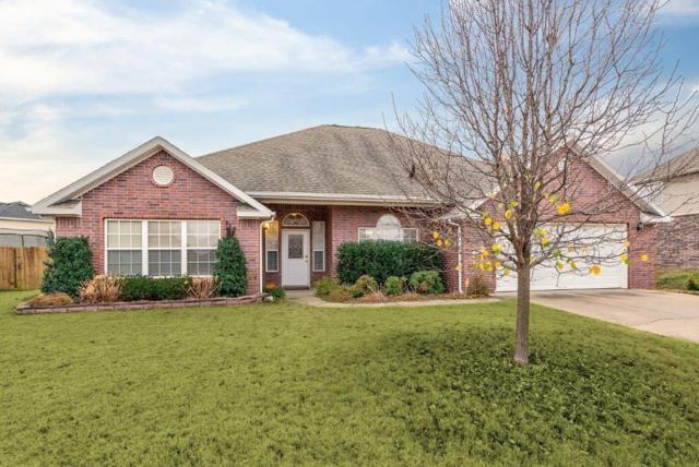 641 Paint Lane, Centerton, AR 72719 (MLS #1066423) :: McNaughton Real Estate