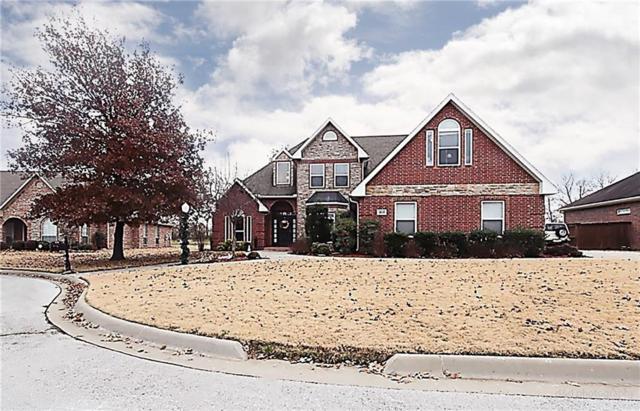 4868 Trails End Lane, Fayetteville, AR 72764 (MLS #1068115) :: McNaughton Real Estate