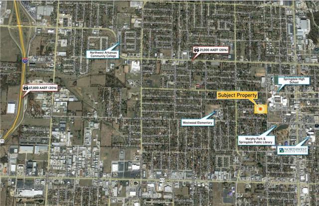 Westwood & Pleasant Street, Springdale, AR 72762 (MLS #1068718) :: McNaughton Real Estate