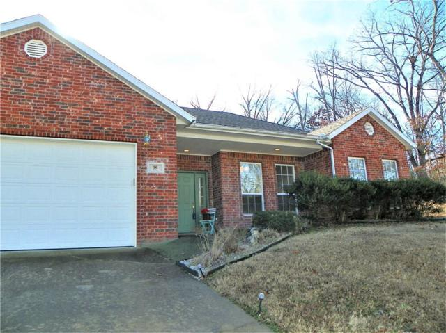 16 Heather Drive, Bella Vista, AR 72715 (MLS #1069038) :: McNaughton Real Estate