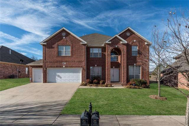 1617 Coopers Cove, Fayetteville, AR 72701 (MLS #1069190) :: McNaughton Real Estate