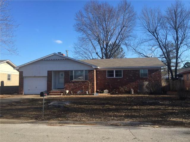 903 Eastgate Street, Siloam Springs, AR 72761 (MLS #1070778) :: McNaughton Real Estate