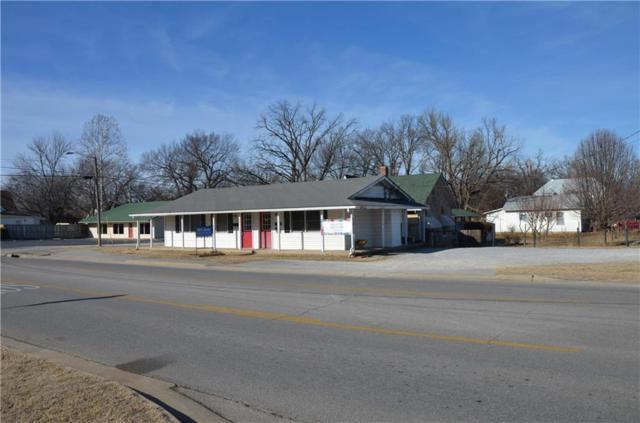 405 Tulsa Street, Siloam Springs, AR 72761 (MLS #1070851) :: McNaughton Real Estate