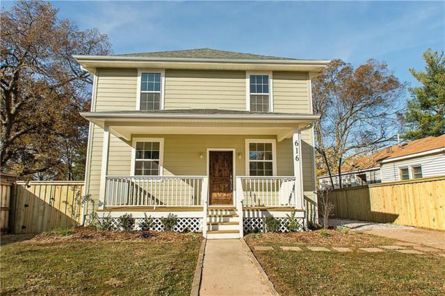 616 S 4th Street, Rogers, AR 72756 (MLS #1070872) :: McNaughton Real Estate