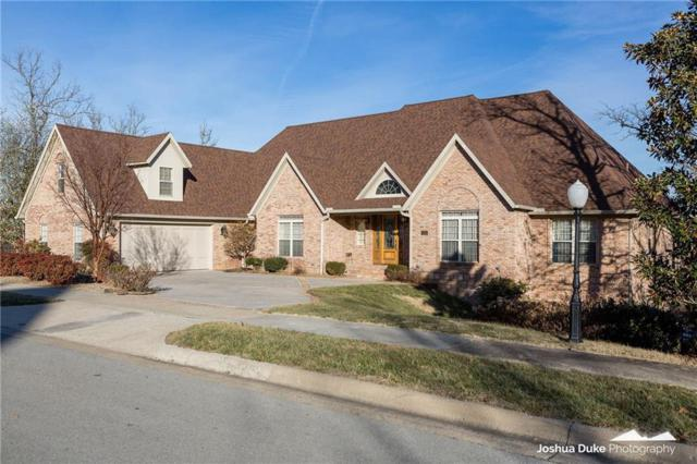 1252 N Montview Drive, Fayetteville, AR 72701 (MLS #1071087) :: McNaughton Real Estate