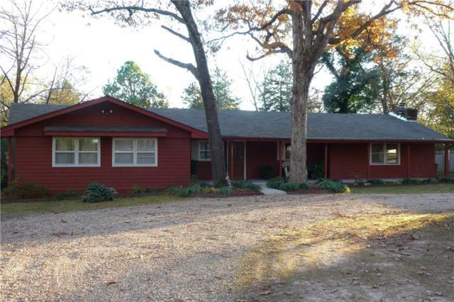 801 Lazy L Lane, Eureka Springs, AR 72631 (MLS #1071195) :: McNaughton Real Estate