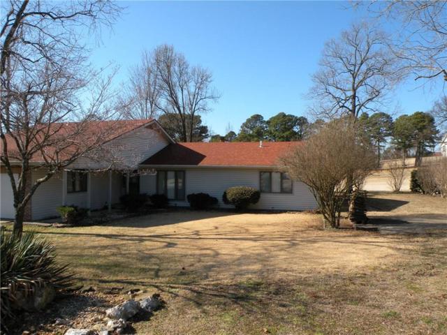3 Indian Wells Drive, Holiday Island, AR 72631 (MLS #1071268) :: McNaughton Real Estate