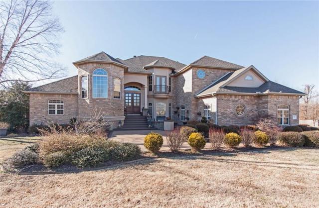 532 Candlelight Circle, Springdale, AR 72762 (MLS #1071375) :: McNaughton Real Estate