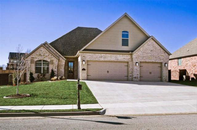 1401 Tuscany Drive, Centerton, AR 72719 (MLS #1071385) :: McNaughton Real Estate