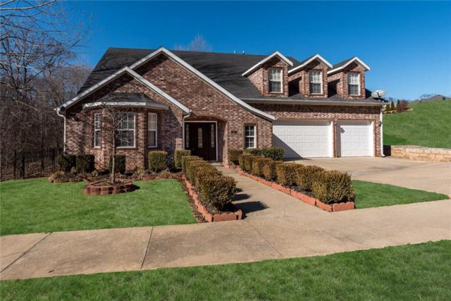4103 NE Kensington Avenue, Bentonville, AR 72712 (MLS #1071405) :: McNaughton Real Estate