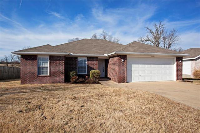 6408 Hillside Street, Bentonville, AR 72712 (MLS #1071467) :: McNaughton Real Estate