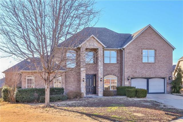 5314 S Stone Bay Court, Rogers, AR 72758 (MLS #1071562) :: McNaughton Real Estate