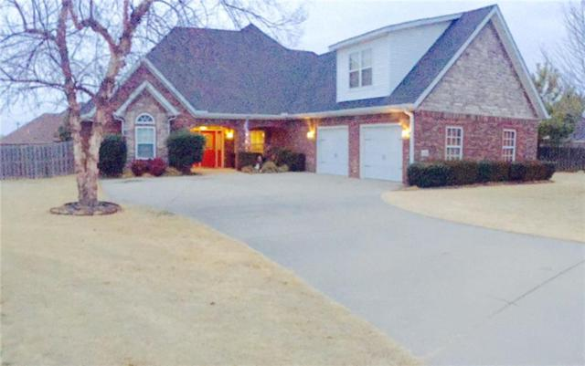 642 Onyx Avenue, Springdale, AR 72764 (MLS #1071569) :: McNaughton Real Estate