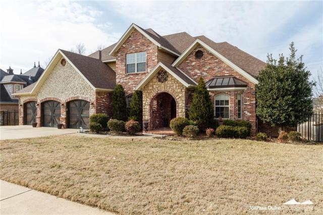 4695 N Crosswinds Drive, Fayetteville, AR 72764 (MLS #1071824) :: McNaughton Real Estate