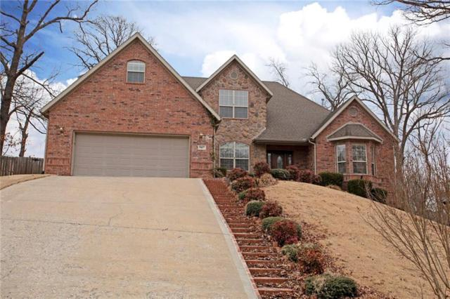 507 Sims Drive, Bentonville, AR 72712 (MLS #1071860) :: McNaughton Real Estate
