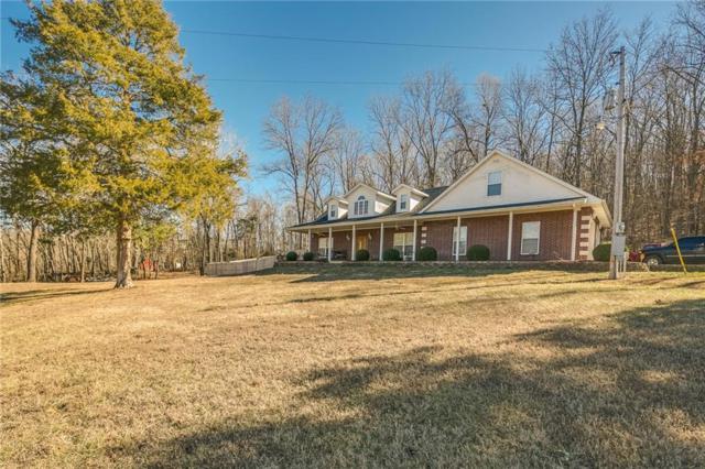 15102 Montgomery Road, Winslow, AR 72959 (MLS #1071887) :: McNaughton Real Estate