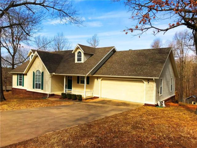 15382 Red Fox Drive, Fayetteville, AR 72704 (MLS #1072055) :: McNaughton Real Estate