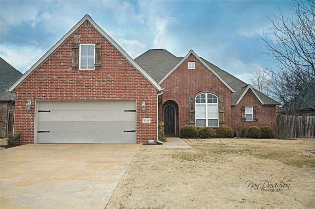 1709 W Cunningham Avenue, Rogers, AR 72758 (MLS #1072251) :: McNaughton Real Estate