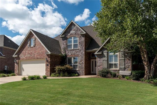 6815 W Shadow Valley Road, Rogers, AR 72758 (MLS #1072270) :: McNaughton Real Estate