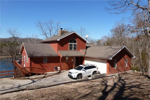 826 County Road 227, Eureka Springs, AR 72631 (MLS #1072311) :: McNaughton Real Estate