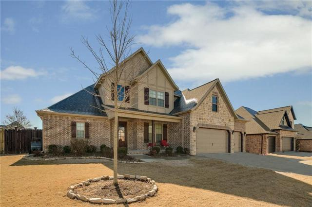 3806 W Lexington Drive, Rogers, AR 72758 (MLS #1072334) :: McNaughton Real Estate