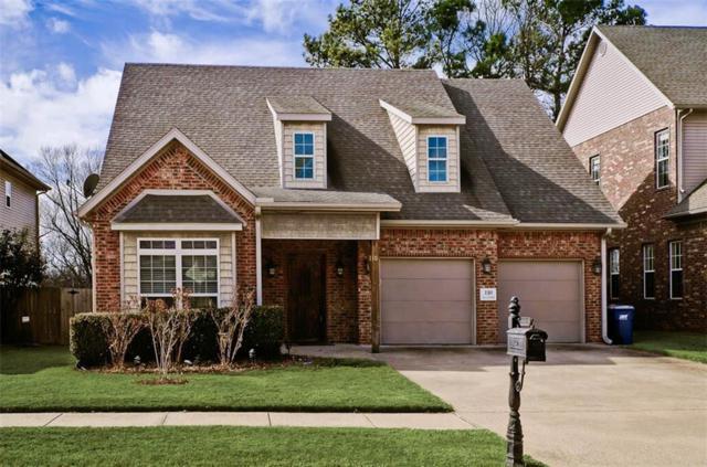 110 G Court, Bentonville, AR 72712 (MLS #1072416) :: McNaughton Real Estate