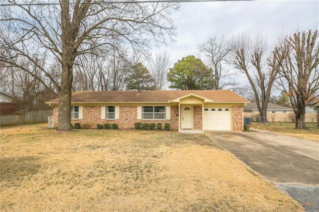 806 Carson Drive, Bentonville, AR 72712 (MLS #1072507) :: McNaughton Real Estate