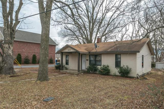 605 SW 5th Street, Bentonville, AR 72712 (MLS #1072517) :: McNaughton Real Estate