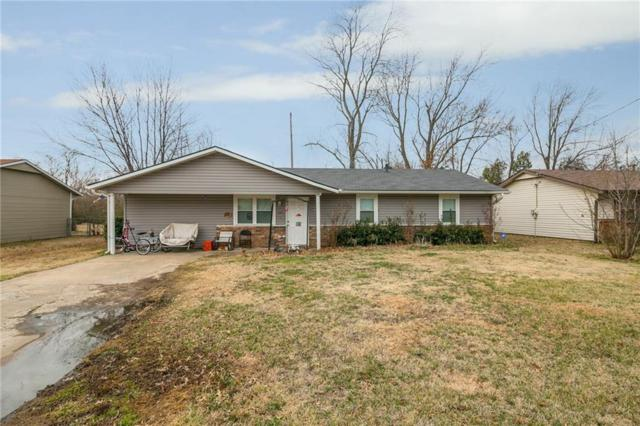 806 SE G Street, Bentonville, AR 72712 (MLS #1072521) :: McNaughton Real Estate