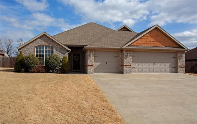 5707 S 66Th Street, Cave Springs, AR 72718 (MLS #1072740) :: McNaughton Real Estate