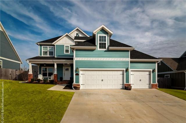 808 Hampstead Heath, Cave Springs, AR 72718 (MLS #1072741) :: McNaughton Real Estate