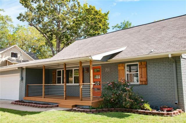 711 SW 2nd Street, Bentonville, AR 72712 (MLS #1072761) :: McNaughton Real Estate