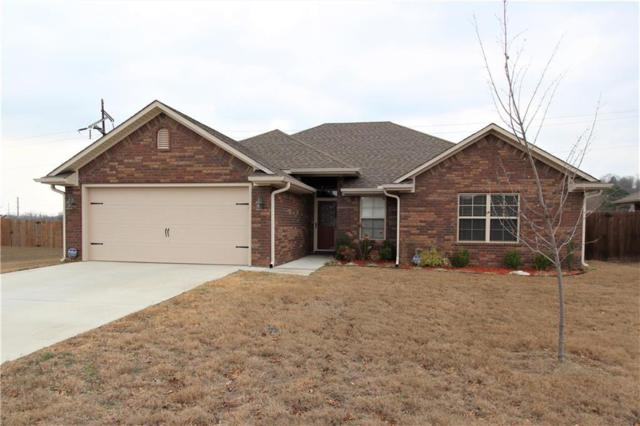 8605 Gracie Lane, Fort Smith, AR 72916 (MLS #1072889) :: McNaughton Real Estate