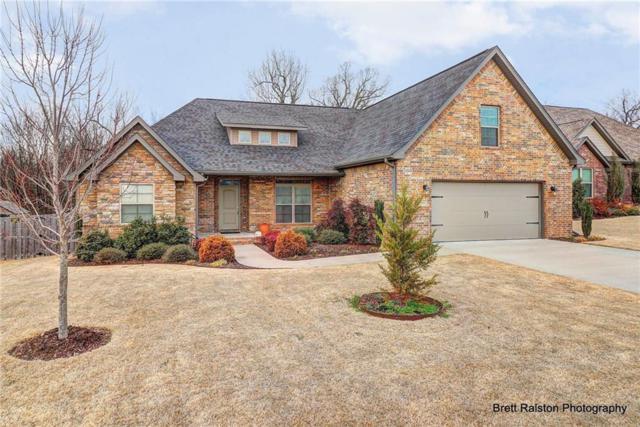 394 Bella Vita Street, Springdale, AR 72762 (MLS #1072955) :: McNaughton Real Estate