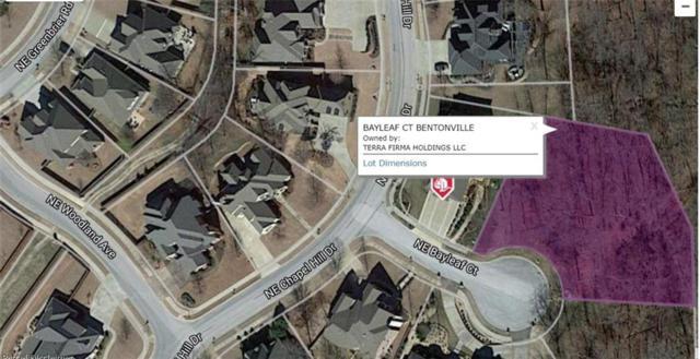 Lot 139 NE Bayleaf Court, Bentonville, AR 72712 (MLS #1073153) :: McNaughton Real Estate