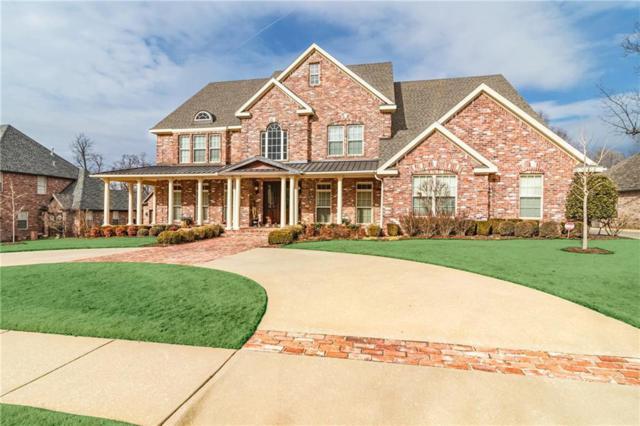 3028 E Willow Bend Circle, Springdale, AR 72762 (MLS #1073186) :: McNaughton Real Estate